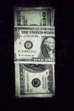 Много банкнот долларов Стоковые Фото