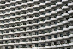 Много балкон Стоковые Изображения
