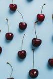 Много вишни, конец-вверх Стоковая Фотография