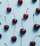 Много вишни, конец-вверх Стоковая Фотография RF