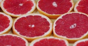 Много грейпфруты видеоматериал