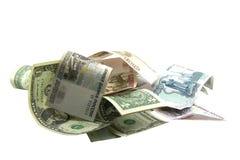 много деньги Стоковые Изображения RF