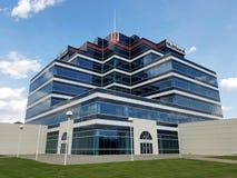 Многоленточное здание Стоковое Изображение RF