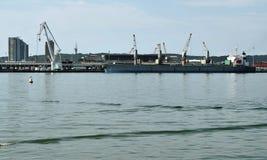 Многодельная гавань Стоковые Изображения