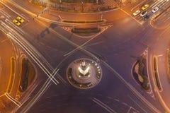 многодельное пересечение Стоковые Фото