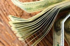 Много кредиток долларов Стоковые Изображения RF