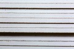 Много листы штукатурной плиты или гипсокартона близких вверх в квартире во время на конструкции, remodeling, rebuildin Стоковая Фотография