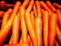 Много морковь Стоковая Фотография