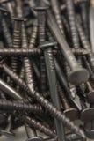 много ногтей Стоковая Фотография RF