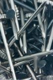 много ногтей Стоковое Фото