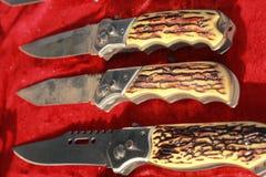 Много острый нож. Стоковые Изображения RF