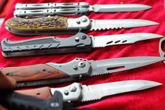Много острый нож Стоковое фото RF