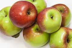 Много очень вкусных яблок Стоковая Фотография RF