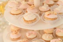 Много пирожные стоковая фотография rf