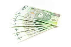 Много полируют деньги Стоковое фото RF