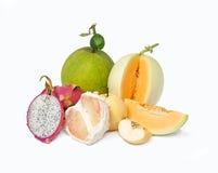 Много плодоовощей стоковое изображение rf
