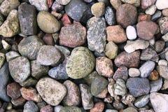 Много различных камней Стоковые Изображения RF