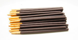 Много ручка печенья шоколада Стоковое Фото