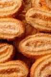 Много свежее печенье слойки Стоковая Фотография RF