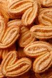 Много свежее печенье слойки Стоковые Фото