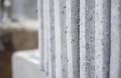 Много серая предпосылка текстуры кирпича/бетонной плиты много перекрытие Стоковая Фотография