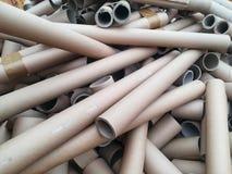 Много трубки коробки Стоковое Изображение
