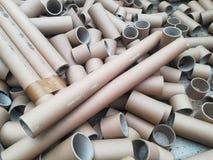 Много трубки коробки Стоковое Фото