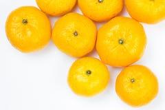 Много цитрусовые фрукты Стоковые Изображения