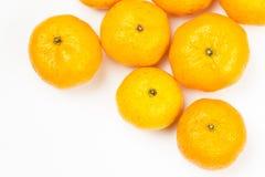 Много цитрусовые фрукты Стоковая Фотография