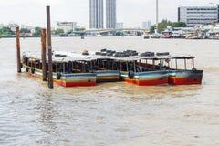 Много шлюпок в порте Стоковые Фото