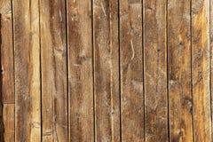 множественными древесина выдержанная планками Стоковое Изображение RF