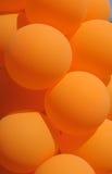 Множество цветастых воздушных шаров Стоковые Фотографии RF