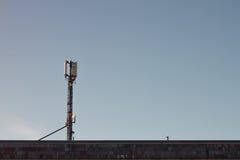 мобильные телефоны антенны Стоковое Изображение