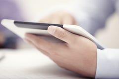 Мобильный бизнес Стоковые Фотографии RF