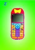 мобильный телефон все еще Стоковые Фотографии RF