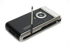 мобильный телефон камеры Стоковые Изображения RF