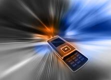 мобильный телефон клетки Стоковое Изображение
