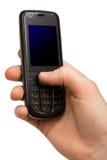 мобильный телефон руки стоковые изображения