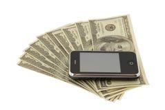 мобильный телефон Стоковые Фотографии RF
