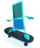 мобильный телефон иллюстрация штока