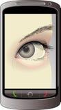 Мобильный телефон Стоковая Фотография RF