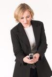 мобильный телефон 3 Стоковые Фото