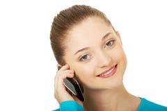 мобильный телефон предназначенный для подростков Стоковые Фото