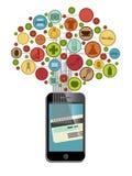 Мобильный Стоковые Изображения