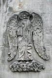 могила ангела старая Стоковые Изображения RF