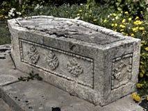 могила s ребенка Стоковые Фотографии RF