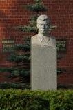 могила s stalin Стоковое Изображение RF