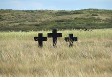 могилы Стоковое Фото