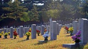 могилы Стоковая Фотография