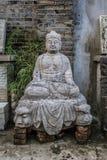 Могильный камень традиционного китайския стоковые изображения rf